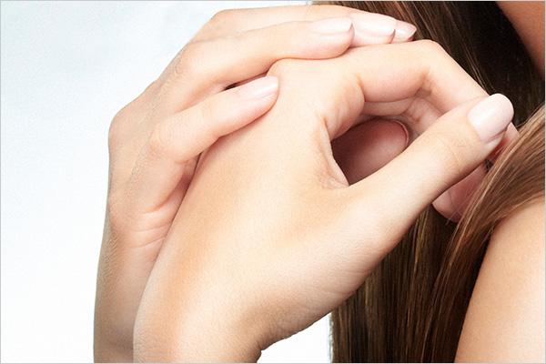 Kosmetik Behandlungen für die Hände
