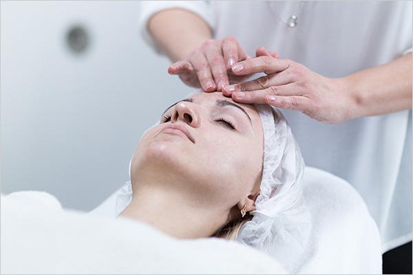 Wellness Behandlungen fürs Gesicht