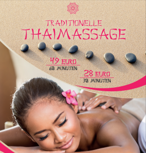 Angebot Thaimassage